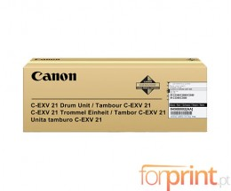 Tambor Original Canon C-EXV 21 Preto ~ 77.000 Paginas