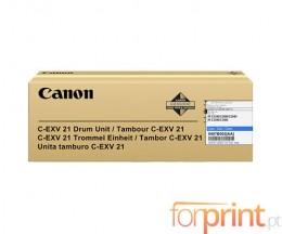 Tambor Original Canon C-EXV 21 Cyan ~ 53.000 Paginas