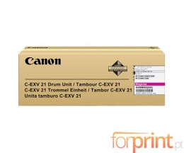 Tambor Original Canon C-EXV 21 Magenta ~ 53.000 Paginas