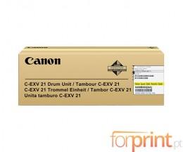 Tambor Original Canon C-EXV 21 Amarelo ~ 53.000 Paginas