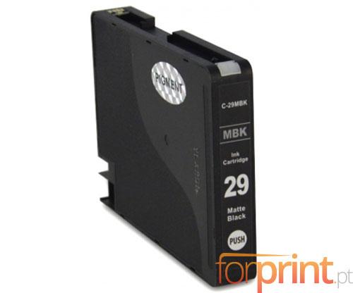 Tinteiro Compatível Canon PGI-29 Preto Matte 36ml