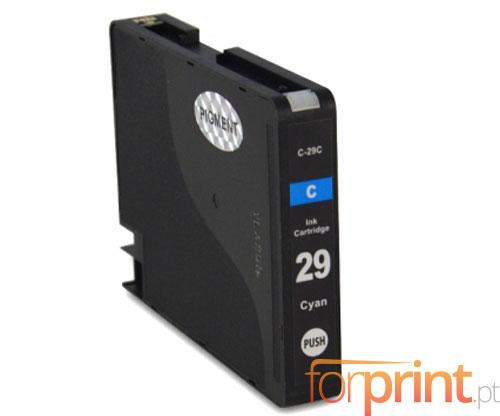 Tinteiro Compatível Canon PGI-29 Cyan 36ml