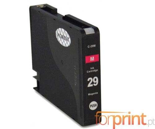 Tinteiro Compativel Canon PGI-29 Magenta 36ml