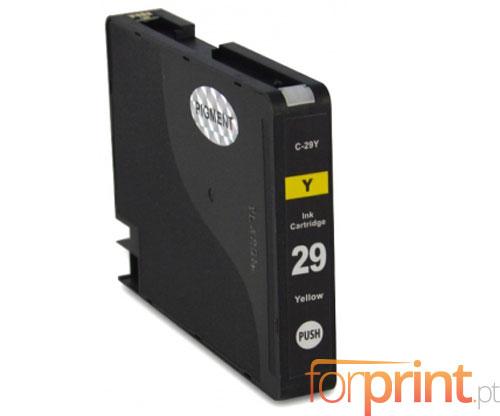 Tinteiro Compativel Canon PGI-29 Amarelo 36ml