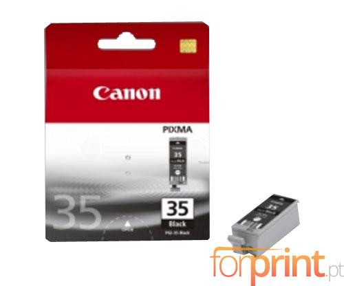 Tinteiro Original Canon PGI-35 Preto 9.3ml ~ 200 Paginas