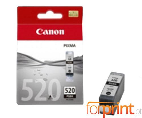 Tinteiro Original Canon PGI-520 Preto 19ml ~ 324 Paginas