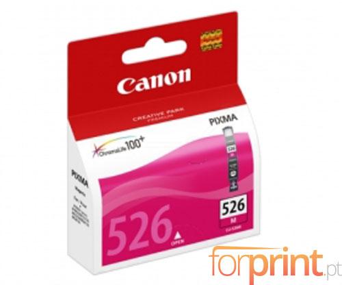 Tinteiro Original Canon CLI-526 Magenta 9ml ~ 520 Paginas
