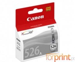 Tinteiro Original Canon CLI-526 cinza 9ml ~ 440 Paginas
