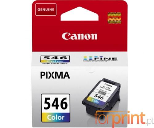 Tinteiro Original Canon CL-546 Cor 9ml ~ 180 Paginas