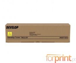 Toner Original Develop A0D72D2 Amarelo ~ 19.000 Paginas
