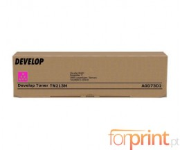 Toner Original Develop A0D73D2 Magenta ~ 19.000 Paginas