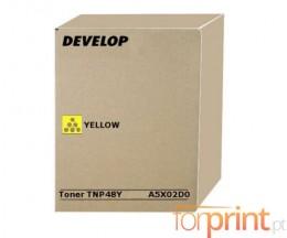 Toner Original Develop A5X02D0 Amarelo ~ 10.000 Paginas