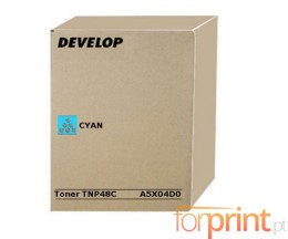 Toner Original Develop A5X04D0 Cyan ~ 10.000 Paginas