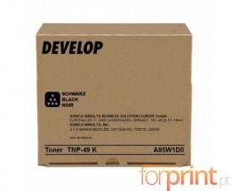Toner Original Develop TNP49K Preto ~ 13.000 Paginas