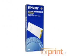 Tinteiro Original Epson T408 Amarelo 220ML