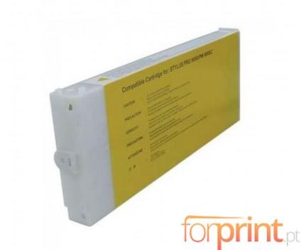 Tinteiro Compativel Epson T408 Amarelo 220ML