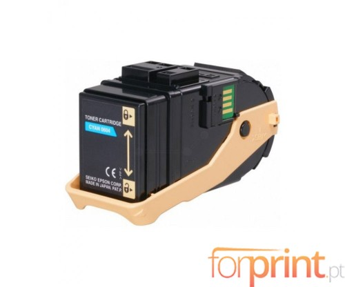 Toner Compativel Epson S050604 Cyan ~ 7.500 Paginas