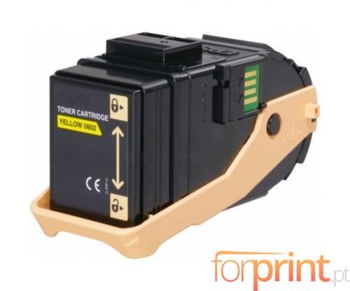 Toner Compativel Epson S050602 Amarelo ~ 7.500 Paginas