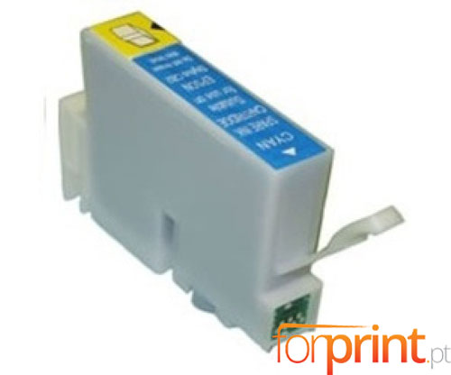 Tinteiro Compativel Epson T0422 Cyan 15.4ml
