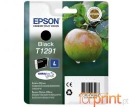 Tinteiro Original Epson T1291 Preto 11ml ~ 385 Paginas