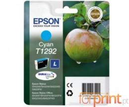 Tinteiro Original Epson T1292 Cyan 7ml ~ 470 Paginas