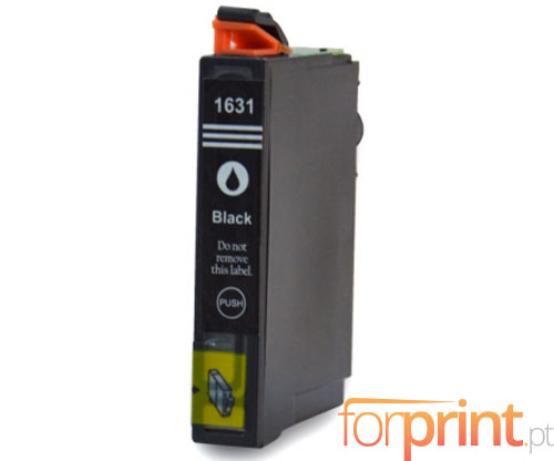 Tinteiro Compativel Epson T1621 / T1631 Preto 17ml