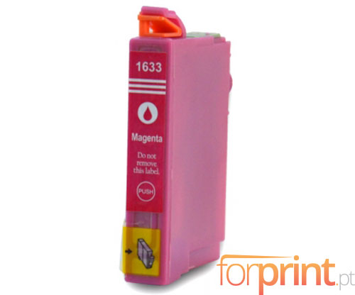 Tinteiro Compativel Epson T1623 / T1633 Magenta 11.6ml