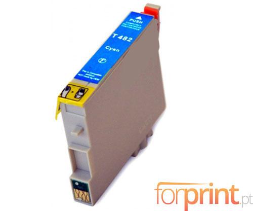 Tinteiro Compativel Epson T0482 Cyan 18ml