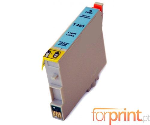 Tinteiro Compativel Epson T0485 Cyan Claro 18ml