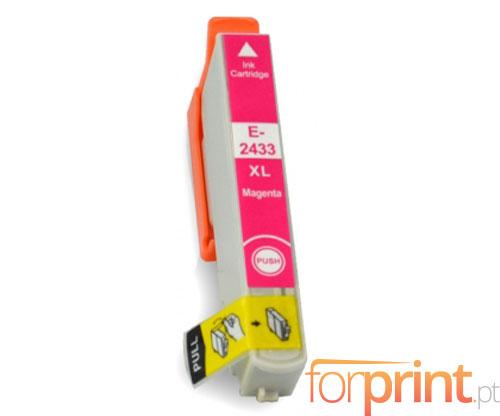 Tinteiro Compativel Epson T2423 / T2433 Magenta 13ml