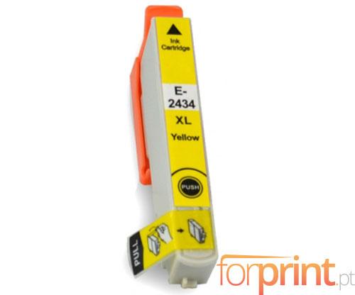 Tinteiro Compativel Epson T2424 / T2434 Amarelo 13ml