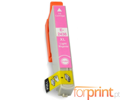 Tinteiro Compativel Epson T2426 / T2436 Magenta Claro 13ml