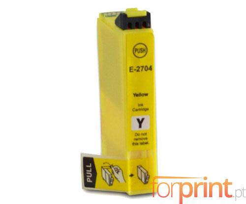 Tinteiro Compativel Epson T2704 / T2714 Amarelo 15ml
