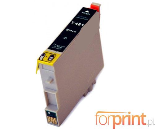 Tinteiro Compativel Epson T0481 Preto 18ml