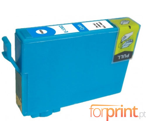 Tinteiro Compativel Epson T1302 Cyan 14ml