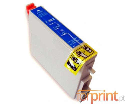 Tinteiro Compatível Epson T0442 Cyan 17ml