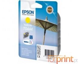 Tinteiro Original Epson T0444 Amarelo 13ml