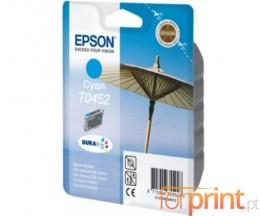 Tinteiro Original Epson T0452 Cyan 8ml