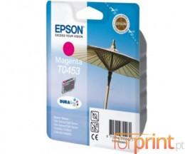 Tinteiro Original Epson T0453 Magenta 8ml