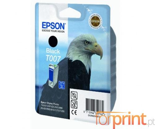 Tinteiro Original Epson T007 Preto 16ml