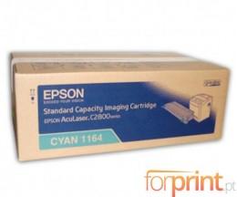 Toner Original Epson S051164 Cyan ~ 2.000 Paginas