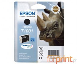 Tinteiro Original Epson T1001 Preto 25.9ml ~ 1.035 Paginas