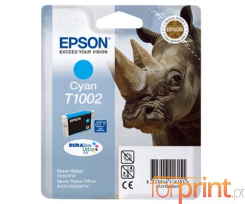 Tinteiro Original Epson T1002 Cyan 11.1ml ~ 975 Paginas