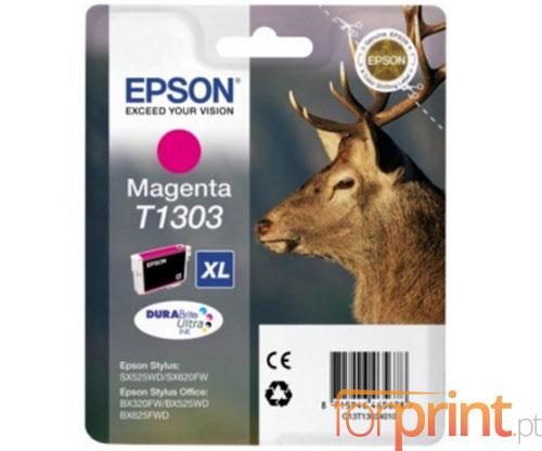 Tinteiro Original Epson T1303 Magenta 10.1ml ~ 755 Paginas