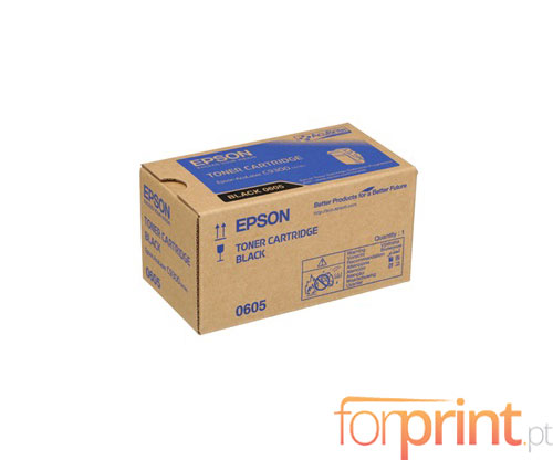 Toner Original Epson S050605 Preto ~ 6.500 Paginas