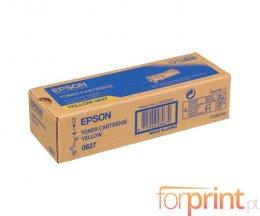 Toner Original Epson S050627 Amarelo ~ 2.500 Paginas