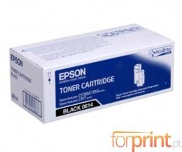 Toner Original Epson S050614 Preto ~ 2.000 Paginas