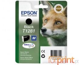 Tinteiro Original Epson T1281 Preto 5.9ml ~ 170 Paginas
