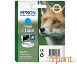 Tinteiro Original Epson T1282 Cyan 3.5ml ~ 175 Paginas