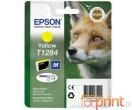 Tinteiro Original Epson T1284 Amarelo 3.5ml ~ 225 Paginas
